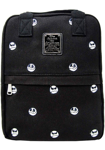 X Nightmare Before Christmas Jack Canvas Mini Backpack