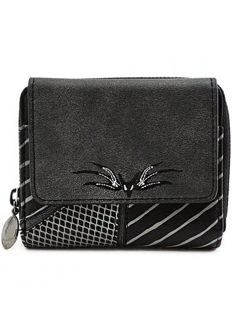 X Nightmare Before Christmas The Pumpkin King Bifold Wallet