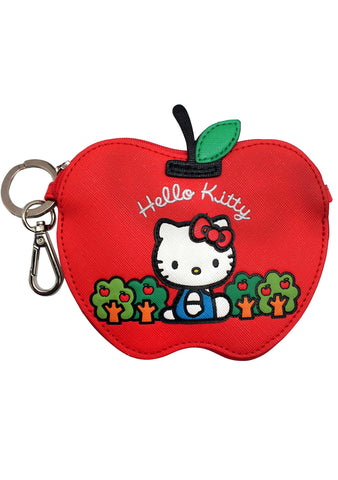 X Sanrio Hello Kitty Apple Coin Bag
