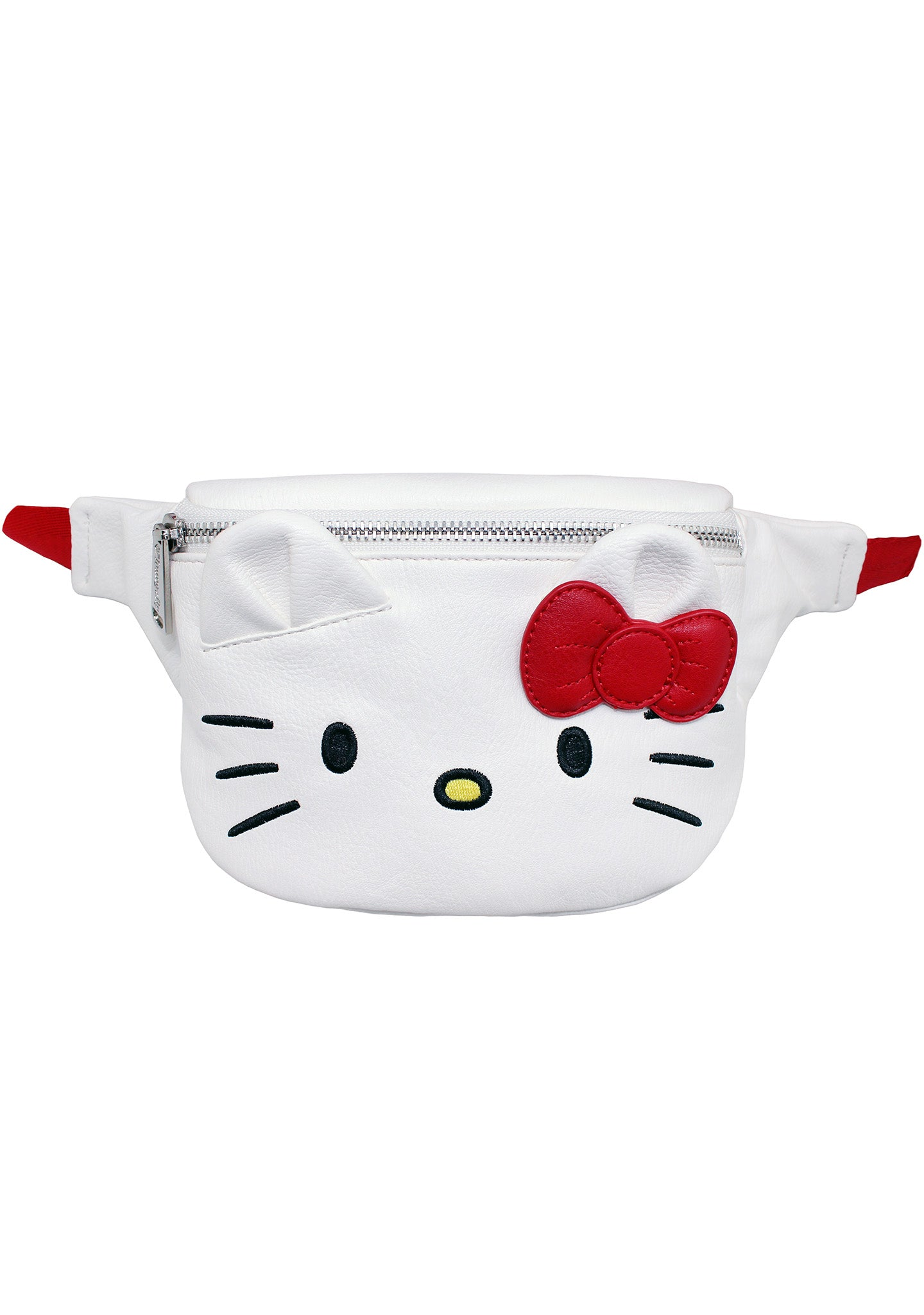 X Sanrio Hello Kitty Face Fanny Pack