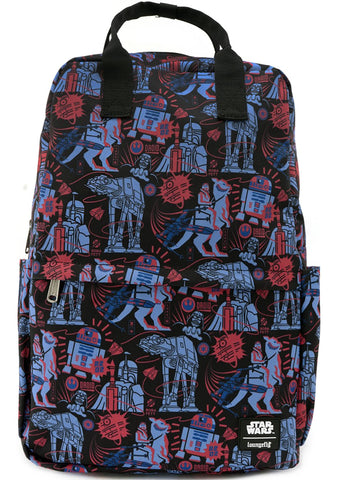 X Star Wars Empire 40th Anniversary Nylon Backpack