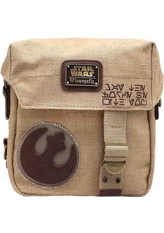 X Star Wars The Force Awakens Rebel Crossbody Bag