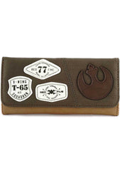 x Star Wars Rebel Resistance Wallet