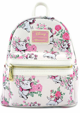 X Disney The Aristocats Marie Floral Mini Backpack