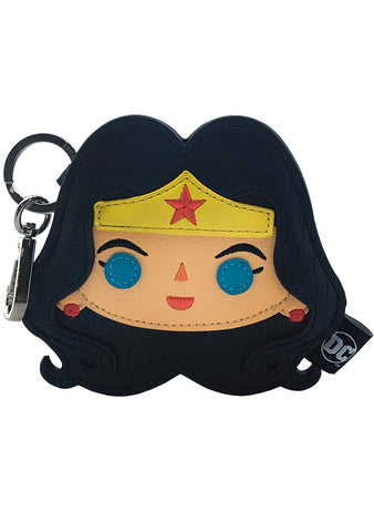 X DC Universe Wonder Woman Chibi Coin Bag