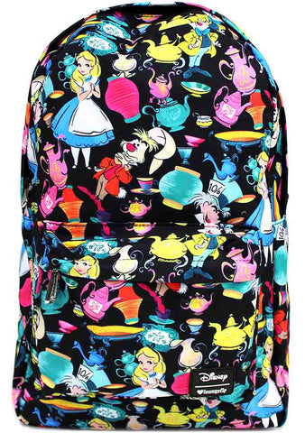 X Disney Alice Tea Cups Backpack