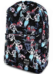 X Disney Ariel Floral Backpack