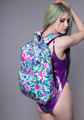 Loungefly X Disney Ariel Hibiscus AOP Backpack