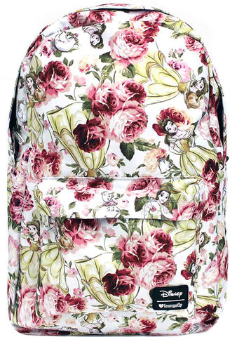 X Disney Belle Floral Backpack