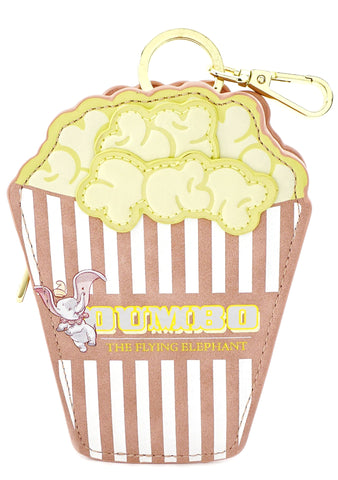 Loungefly X Disney Dumbo Popcorn Coin Bag