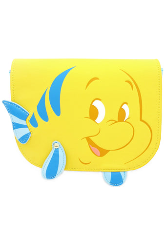 X Disney Flounder Belt Bag