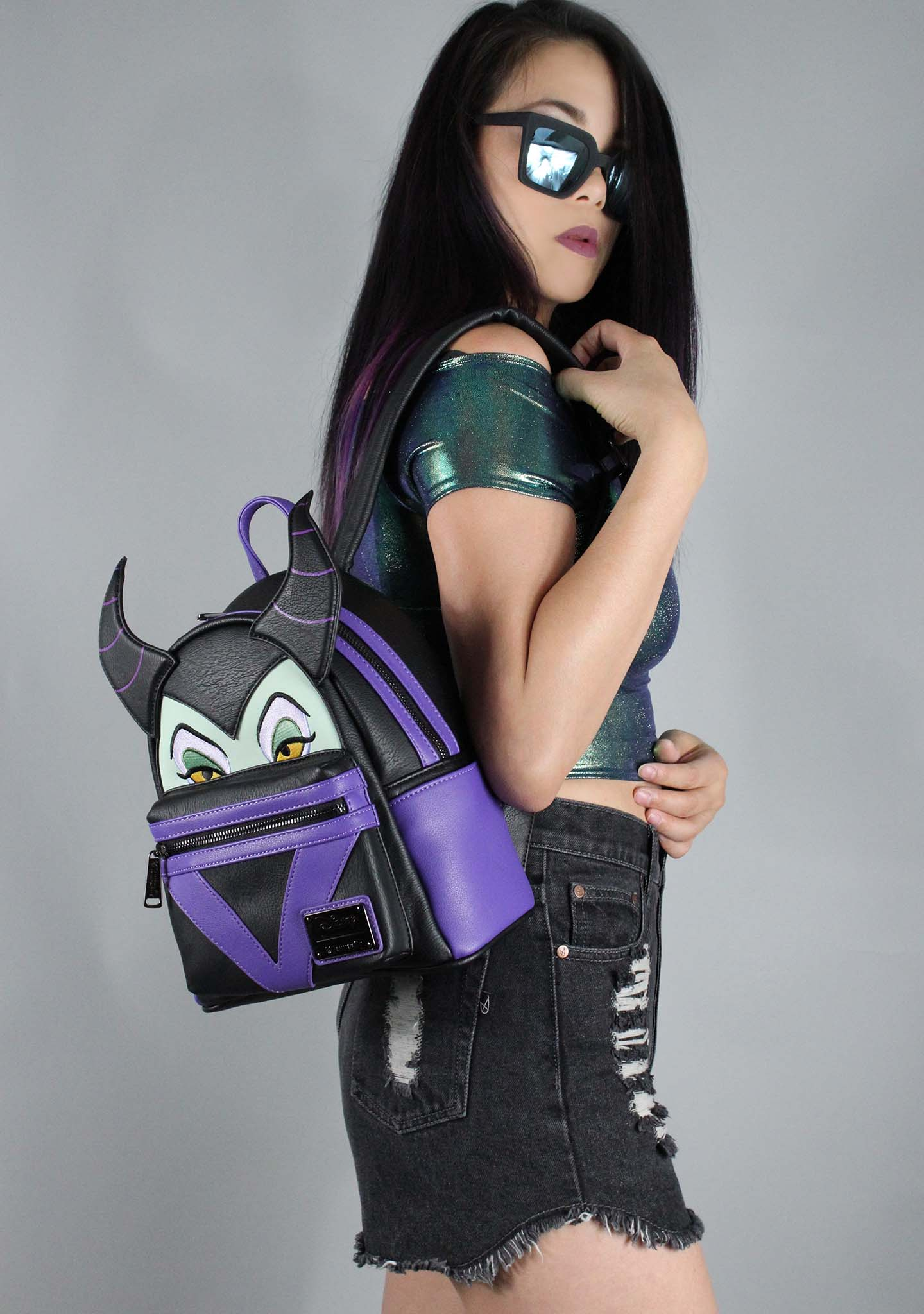 X Disney Maleficent Mini Backpack