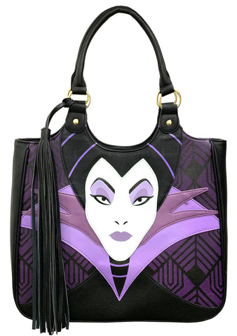 Loungefly x Disney Maleficent Tote Bag