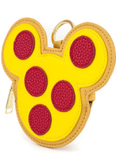 X Disney Mickey Mouse Pizza Coin Bag