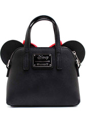 X Disney Minnie Eyes Micro Dome Crossbody Bag