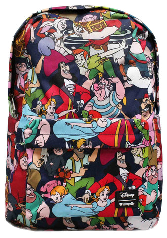 X Disney Peter Pan AOP Backpack