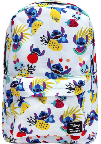 X Disney Stitch Scrump Fruit Backpack