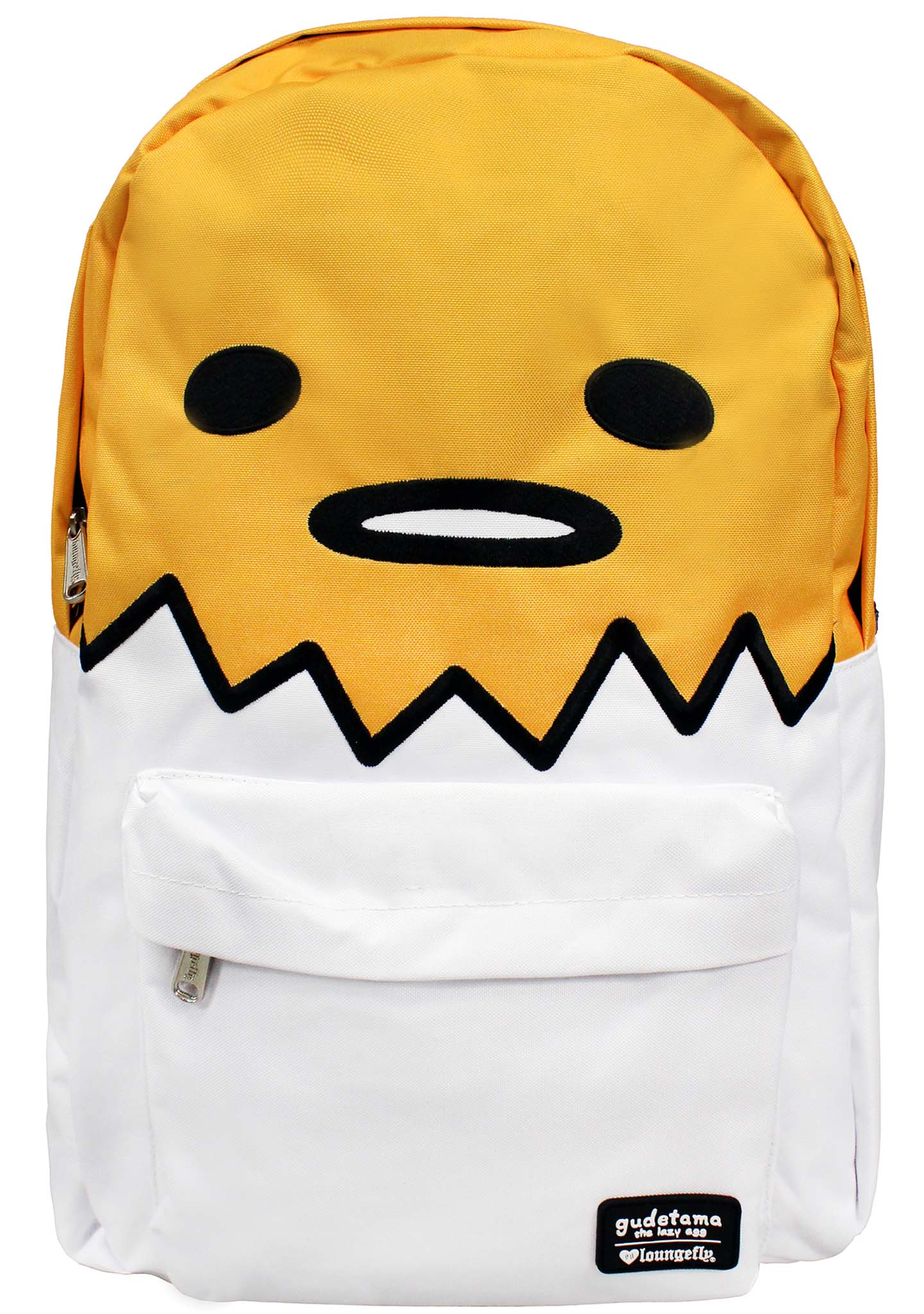 X Gudetama Big Face Backpack