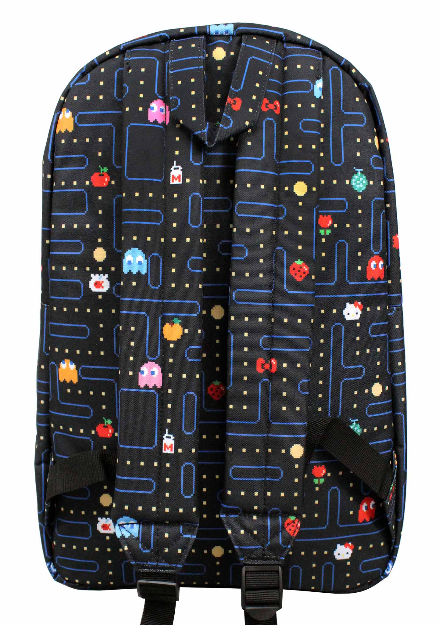 X Hello Kitty X Pac Man Maze Backpack