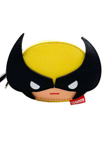 X Marvel X-Men Wolverine Chibi Coin Bag