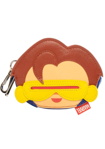 X Marvel X-Men Cyclops Chibi Coin Bag