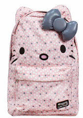 X Sanrio Hello Kitty Dots Backpack