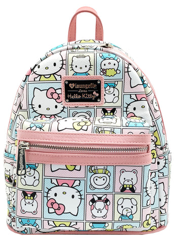 X Sanrio Hello Kitty Friends AOP Mini Backpack