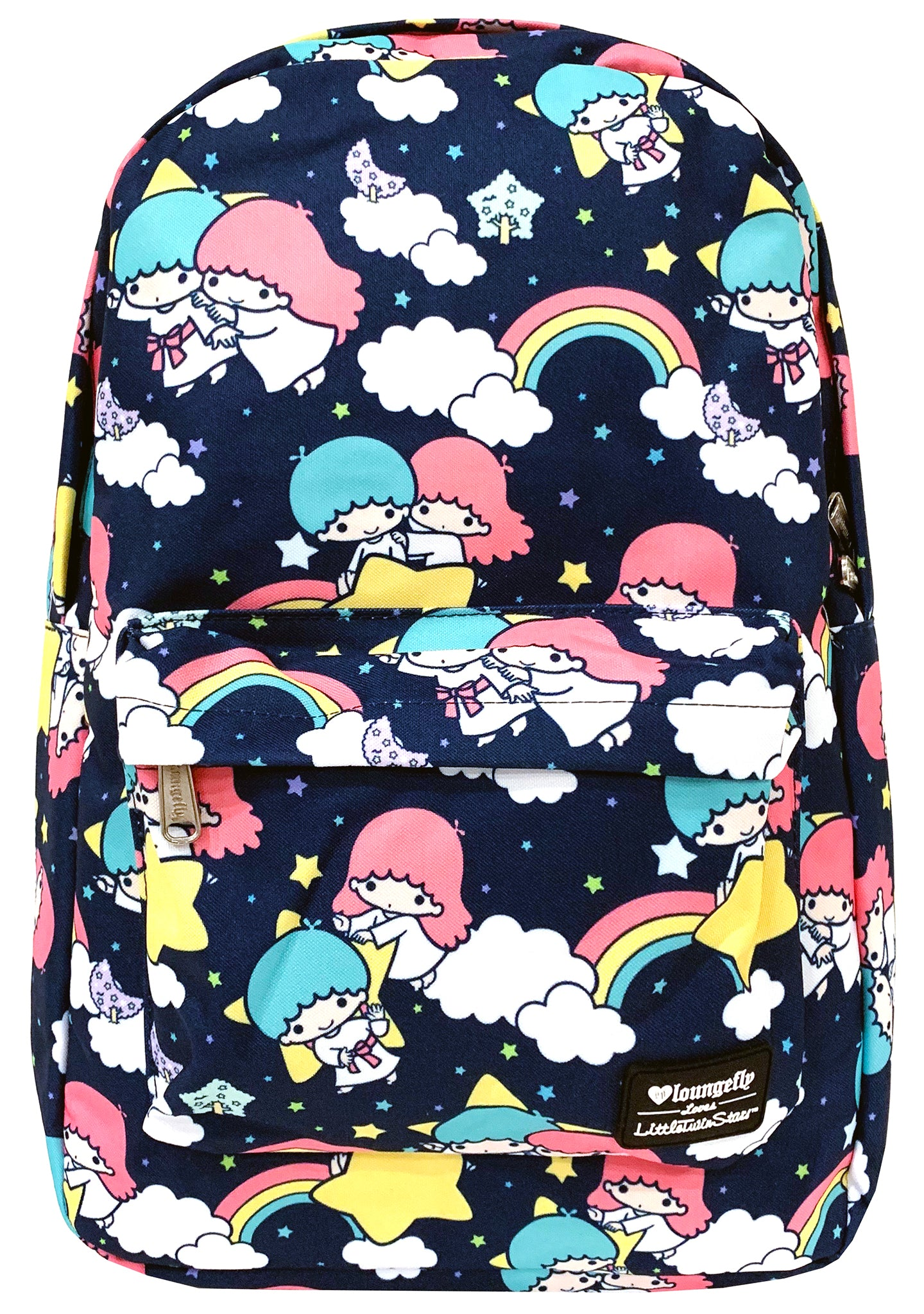 Loungefly X Little Twin Stars AOP Backpack