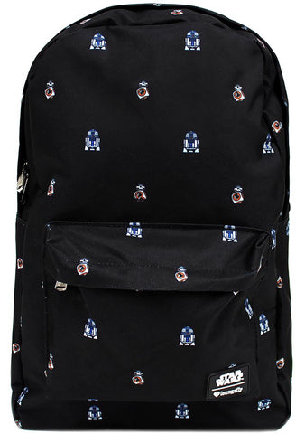 X Disney BB8 R2D2 Backpack