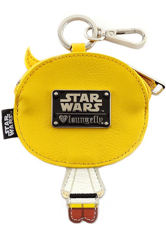 x Star Wars Luke Kawaii Coin Bag