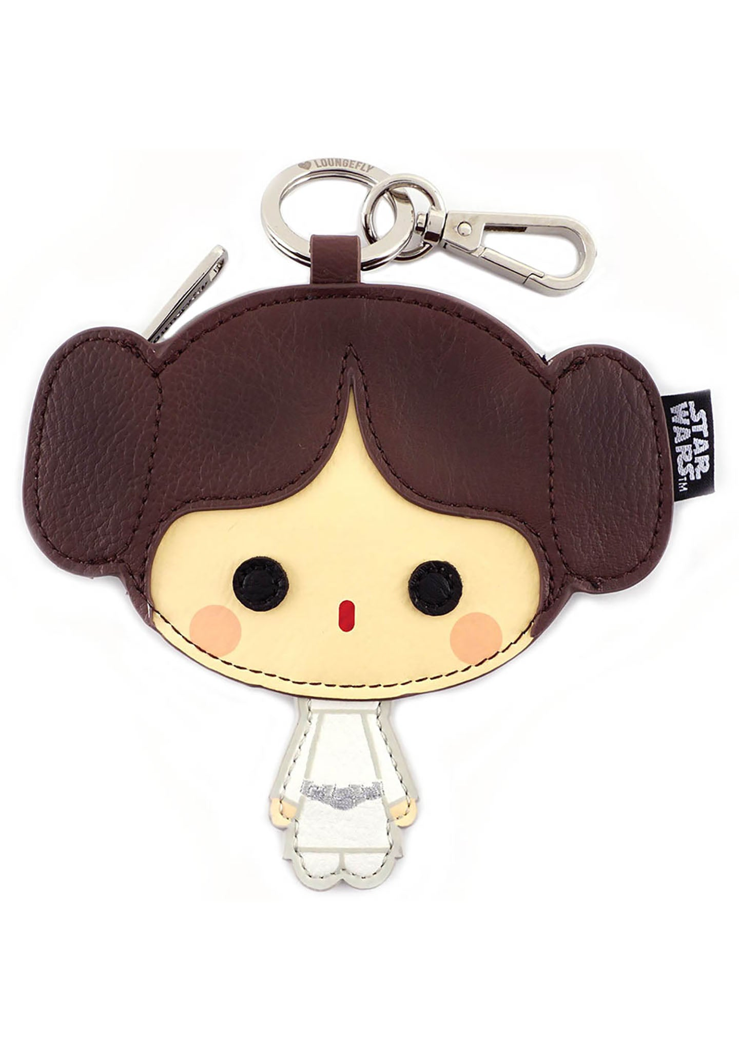 x Star Wars Princess Leia Kawaii Coin Bag
