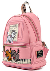 X Disney Aristocats Piano Kitties Mini Backpack
