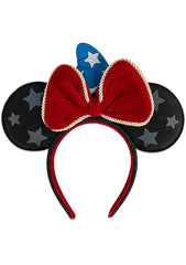 X Disney Fantasia Sorcerer Mickey Mouse Ears Headband