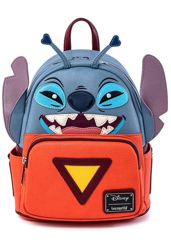 X Disney Lilo and Stitch Experiment 626 Mini Backpack