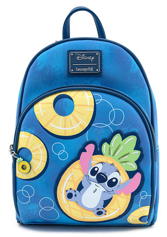 X Disney Lilo and Stitch Pineapple Floaty Mini Backpack