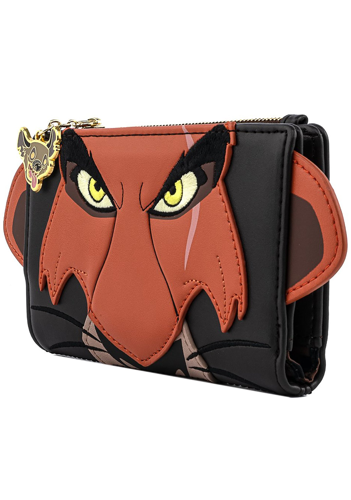 X Disney The Lion King Scar Cosplay Flap Wallet