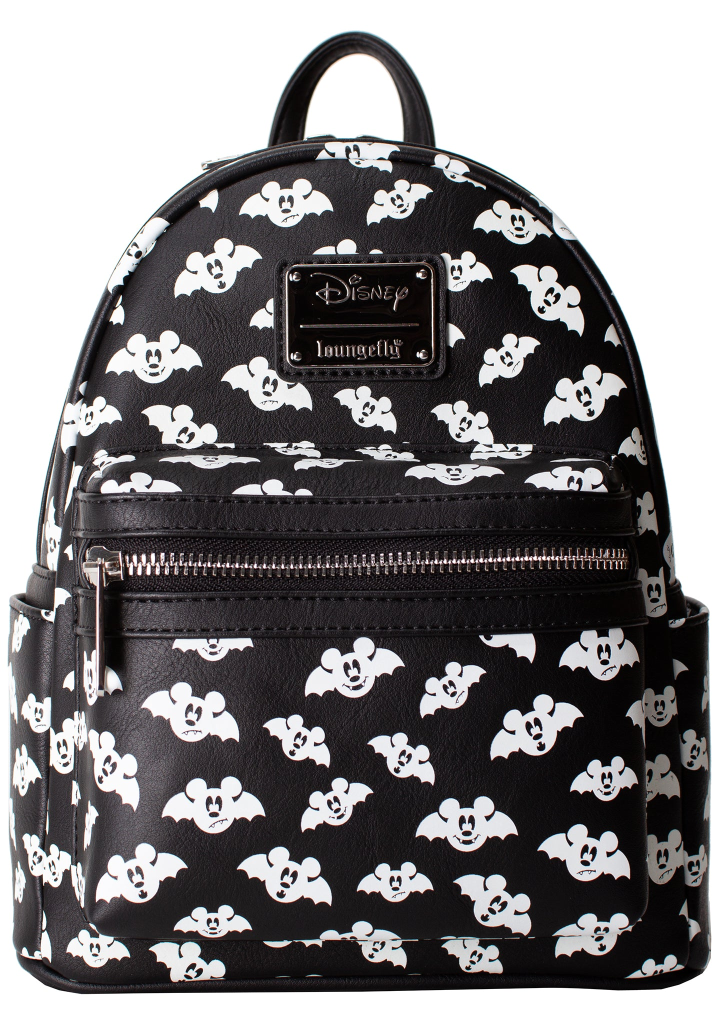 X LASR Exclusive Disney Totally Batty Mickey Bat AOP Mini Backpack