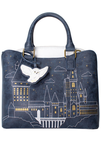 X Harry Potter Hogwarts Satchel Bag