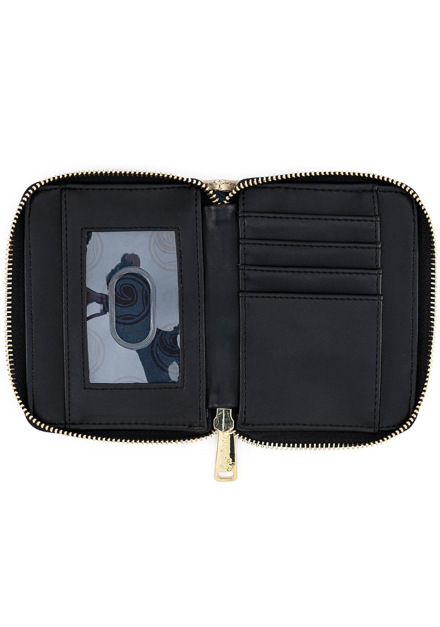 X Marvel Loki Classic Cosplay Zip Wallet