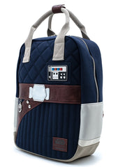 X Star Wars Empire Strikes Back 40th Anniversary Han Solo Hoth Canvas Backpack