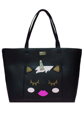 LBCali Unicorn Tote Bag