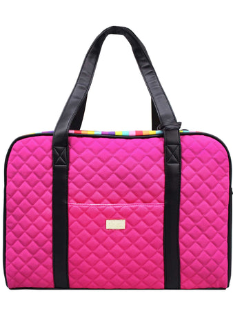 LBCruzin Cotton Weekender Bag