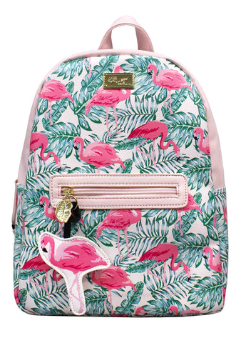 LBDemi Flamingo Backpack
