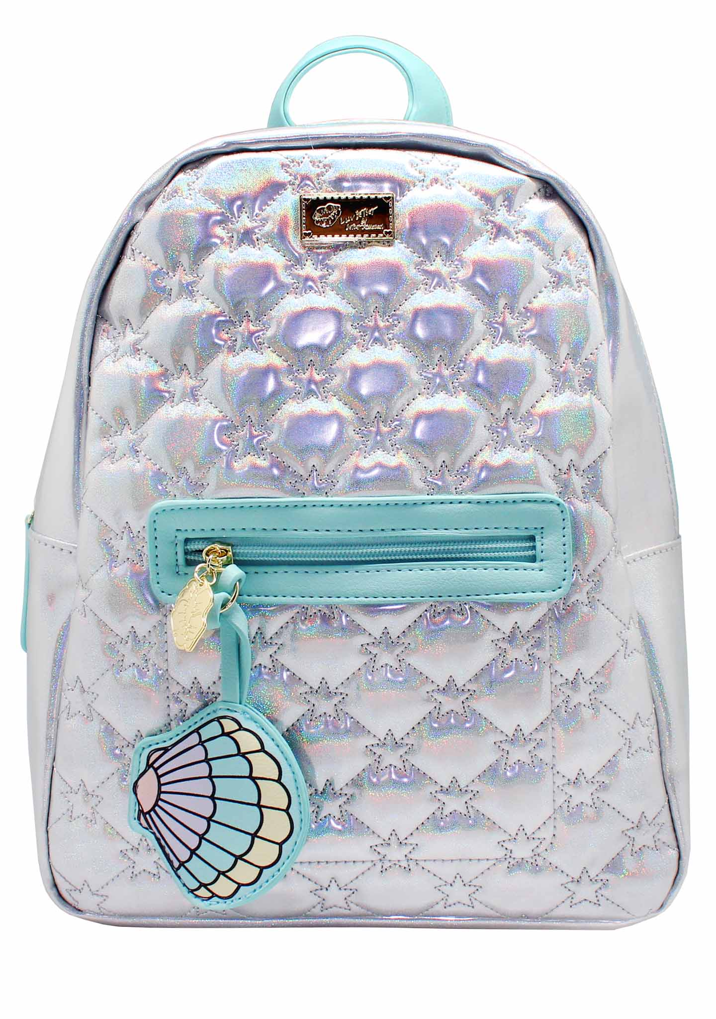 LBDemi Holographic Star Backpack