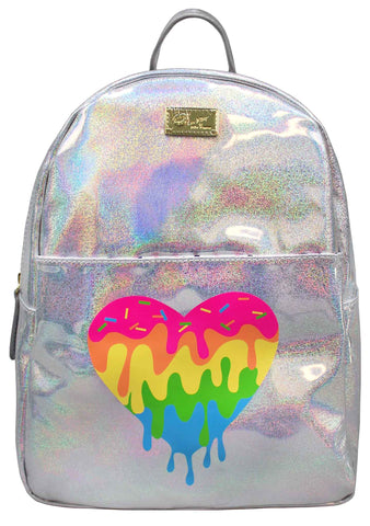Betsey Johnson LBMariss Holographic Backpack