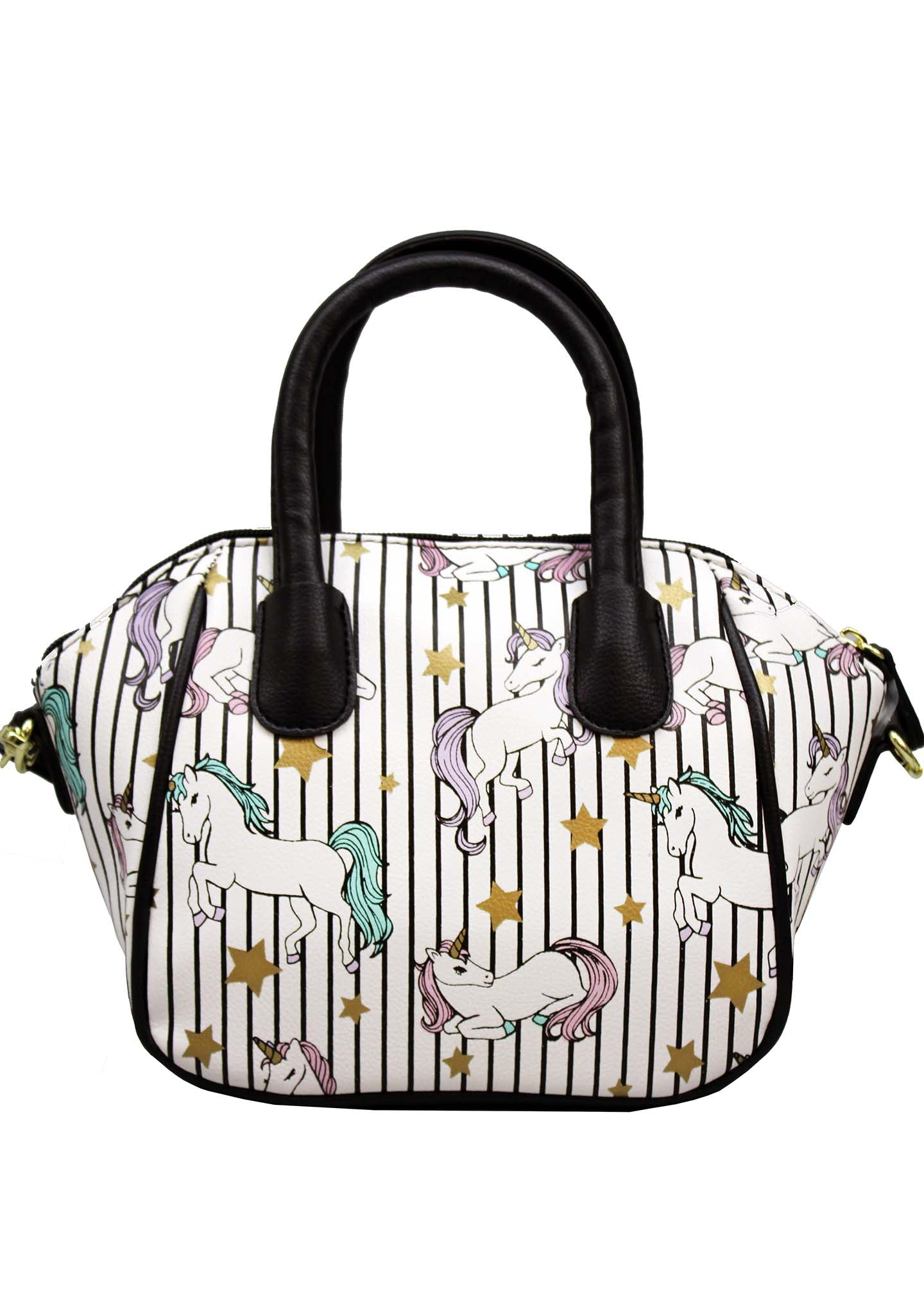 LBQuinn Unicorn Mini Satchel Bag