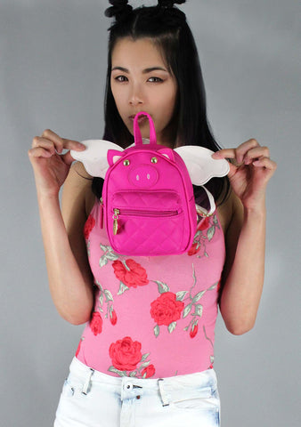 LBWilbur Mini Piggy Backpack