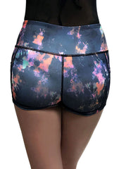 Splatter Print Sports Bottom