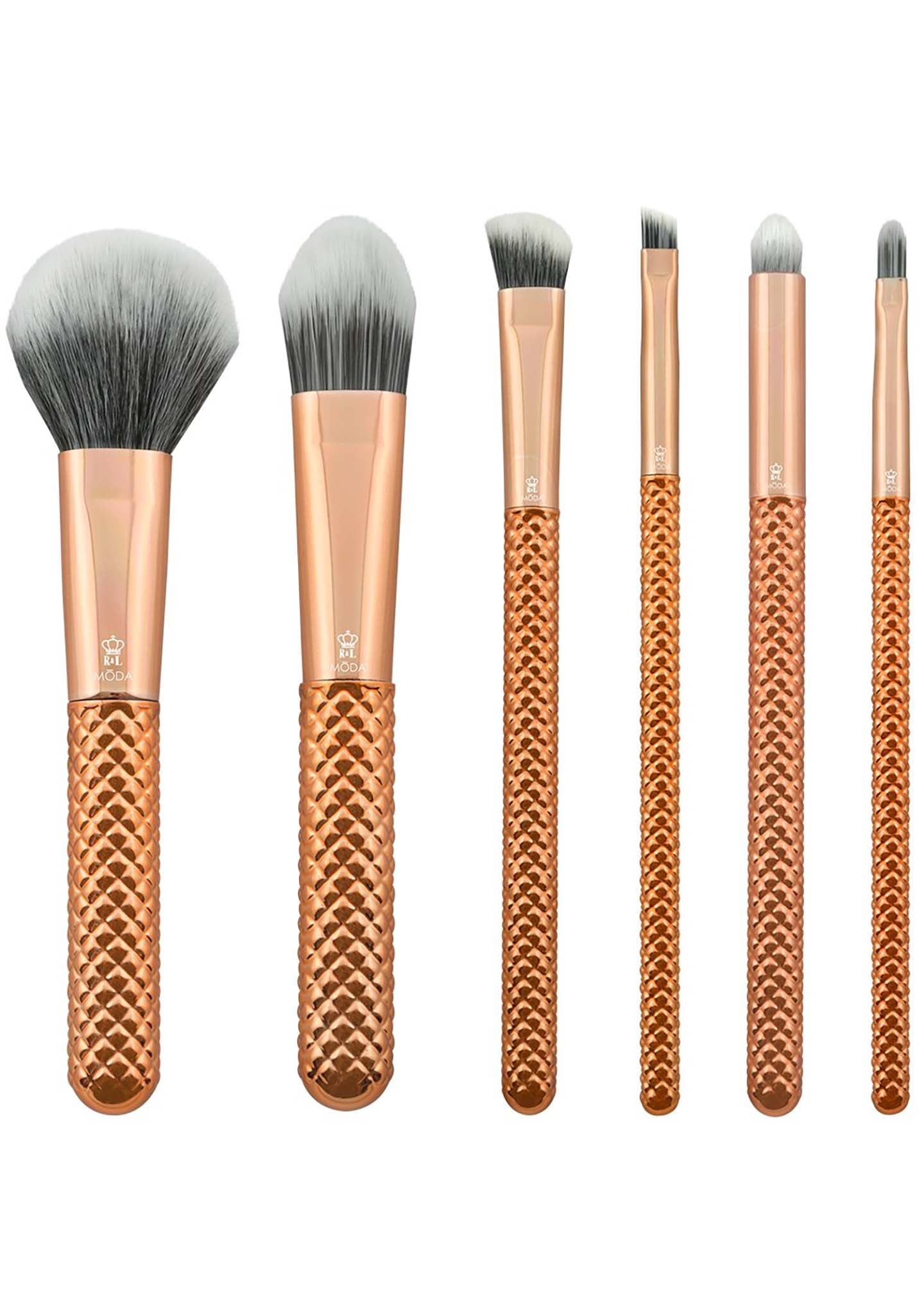 Metallics Rose Gold 7PC Total Face Kit