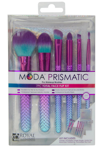 Prismatic 7PC Total Face Kit